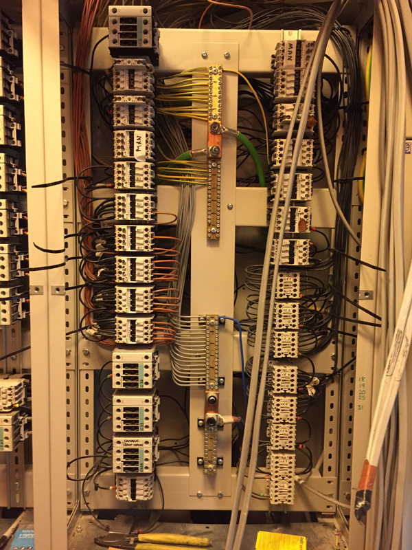Commercial Control Wiring Essex