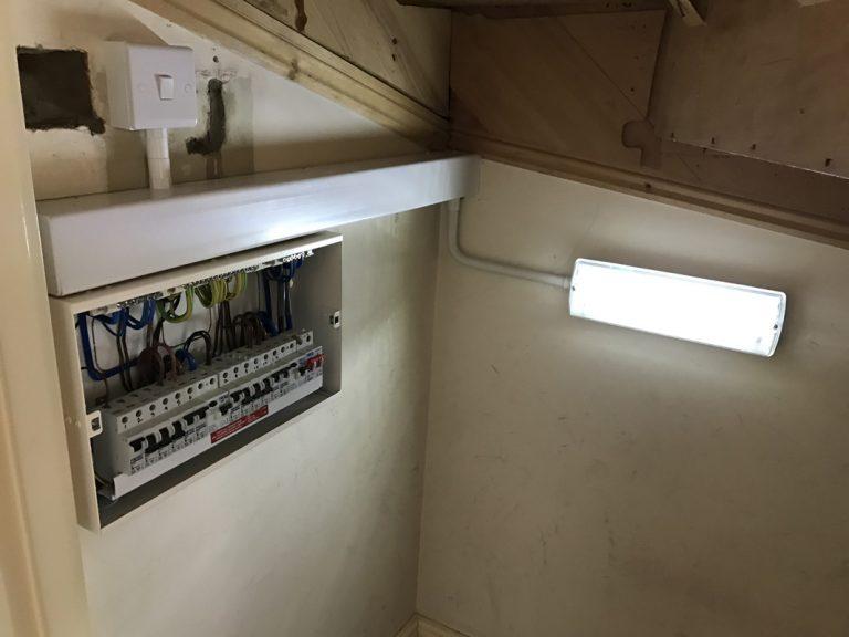 Domestic Fuse board Upgrade Basildon